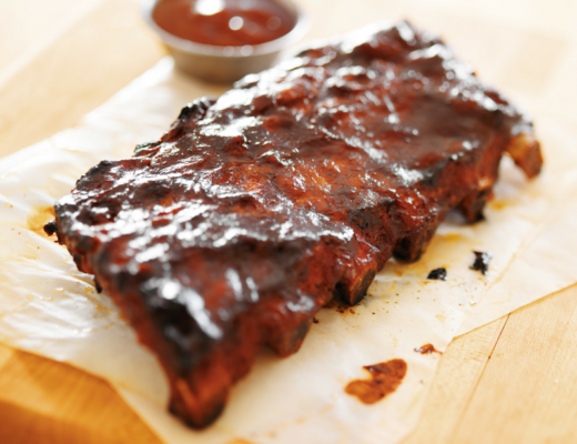 Crockpot Baby Back BBQ Ribs
