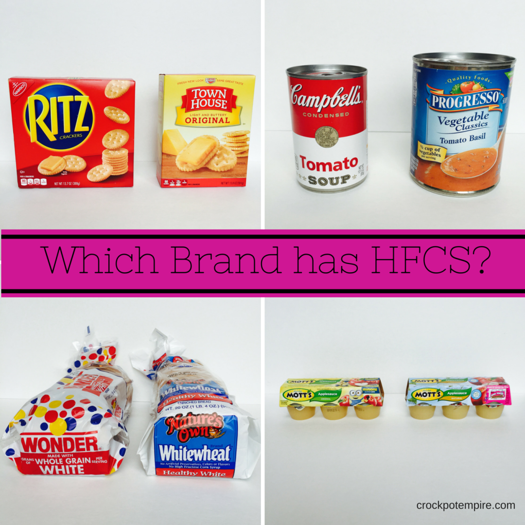 Foods Free Of Hfcs