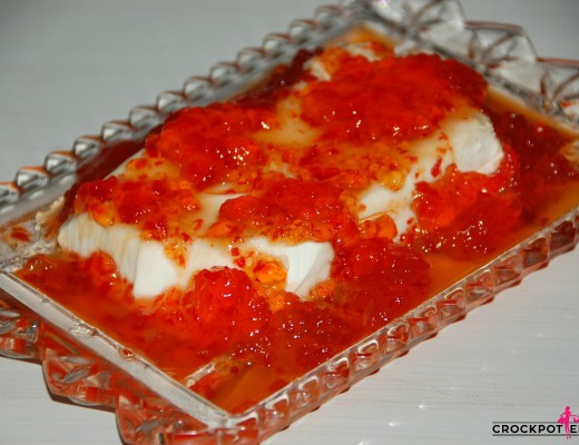 Easy Cream Cheese Pepper Jelly Appetizer