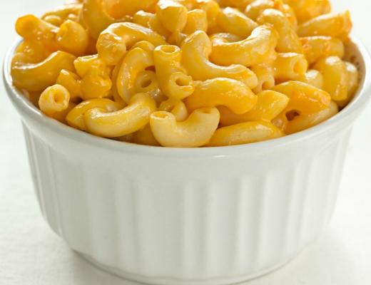 Paula Deen's Crockpot Macaroni & Cheese
