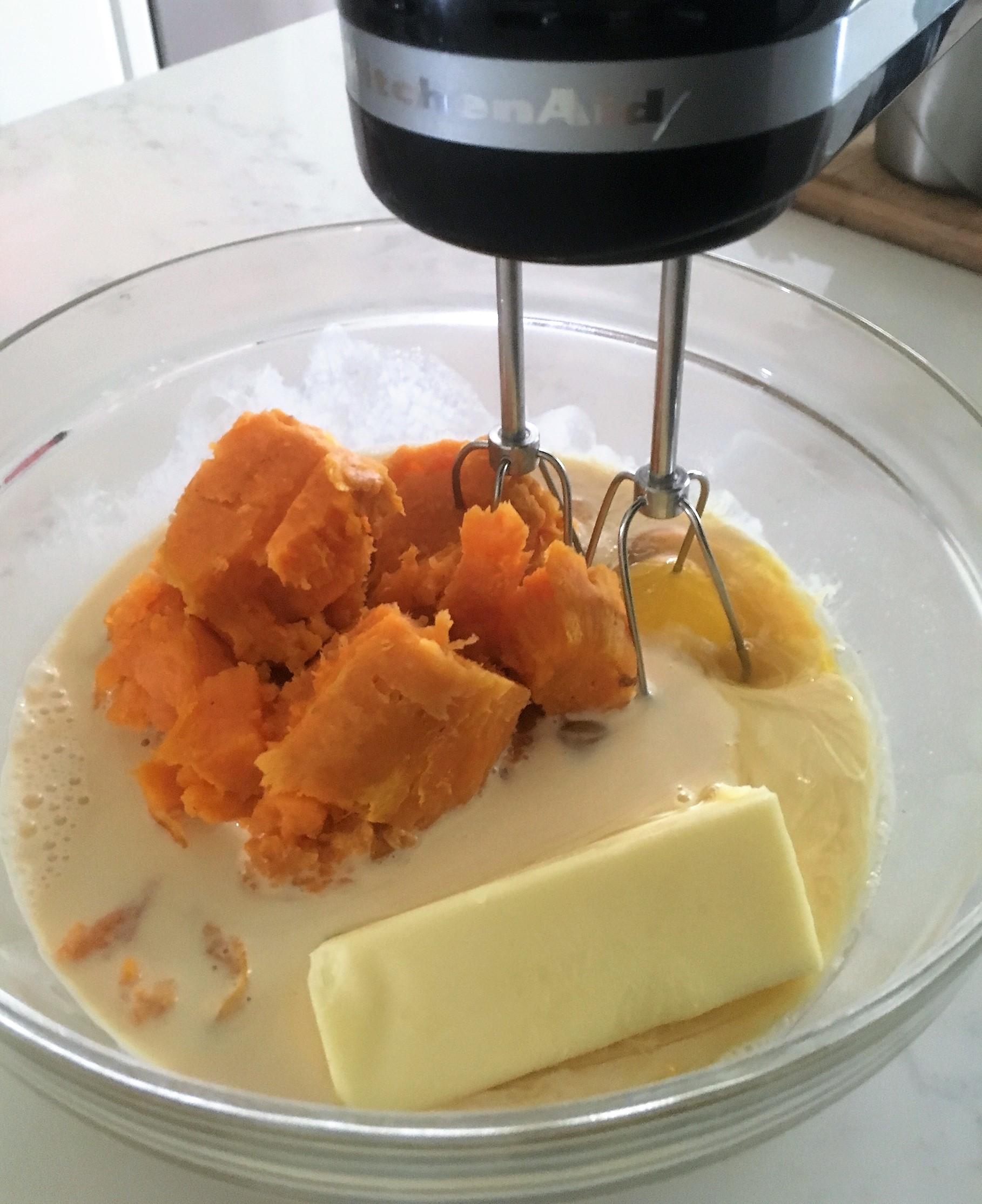 Sweet Potato Pie Recipe by Crockpot Empire
