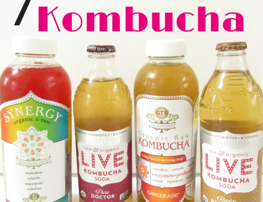 So many reasons we drink Kombucha at Crockpot Empire, but see seven on the blog now