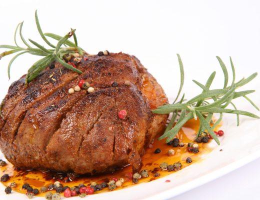 Crockpot Peppercorn Pork Loin