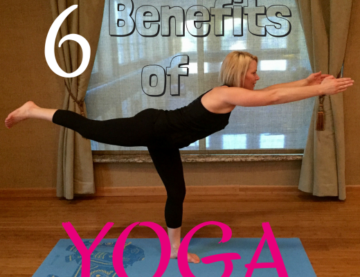 Six benefits of Yoga on Crockpot Empire - find out how Yoga can help you in your weightloss goals while helping create a clear mind and spirit.