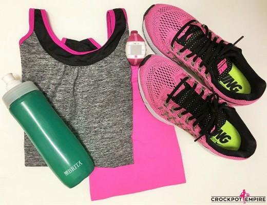 Workout - Crockpot Empire - Nike - Brita - Polar