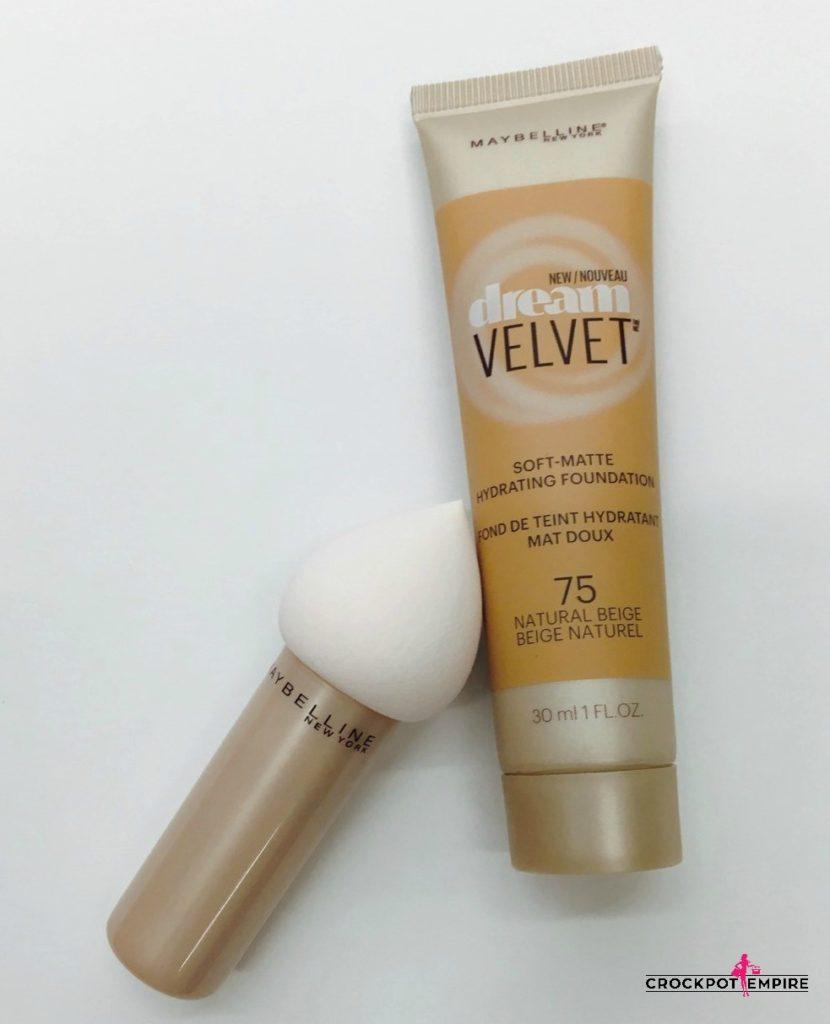 Always use a beauty blender sponge or brush when applying foundation