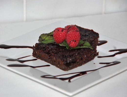 Crockpot Empire Triple Chocolate Threat Cake in a Crockpot