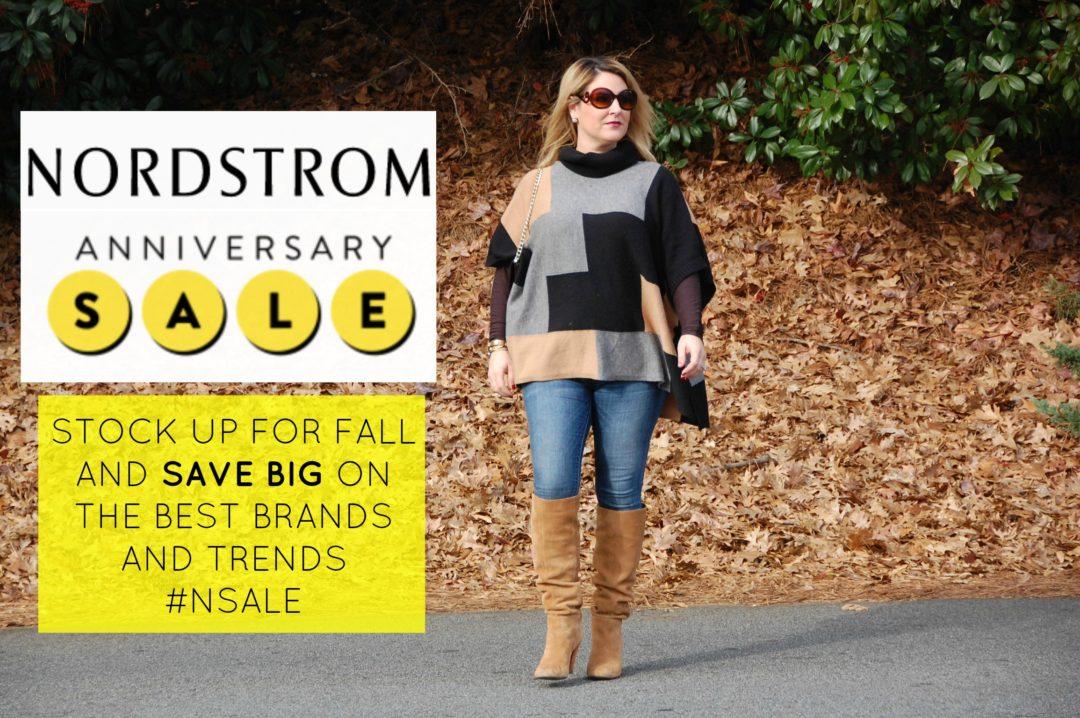 Nordstorm Anniversary Sale at Perimeter Mall in Atlanta Georgia by Kim Bishop at Crockpot Empire