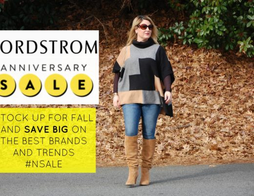 Nordstorm Anniversary Sale at Perimeter Mall in Atlanta Georgia by Kim Bishop at Crockpot Empire