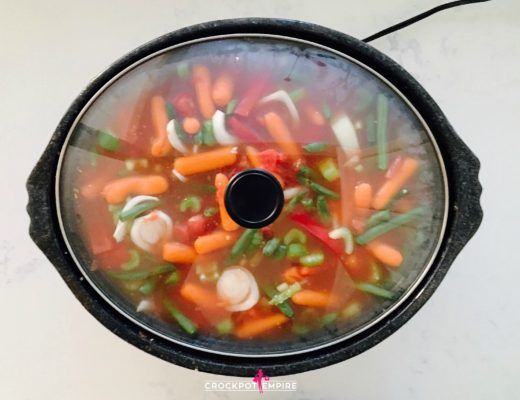 Crockpot Empire Healthy Detox Vegetable Soup Kim Bishop