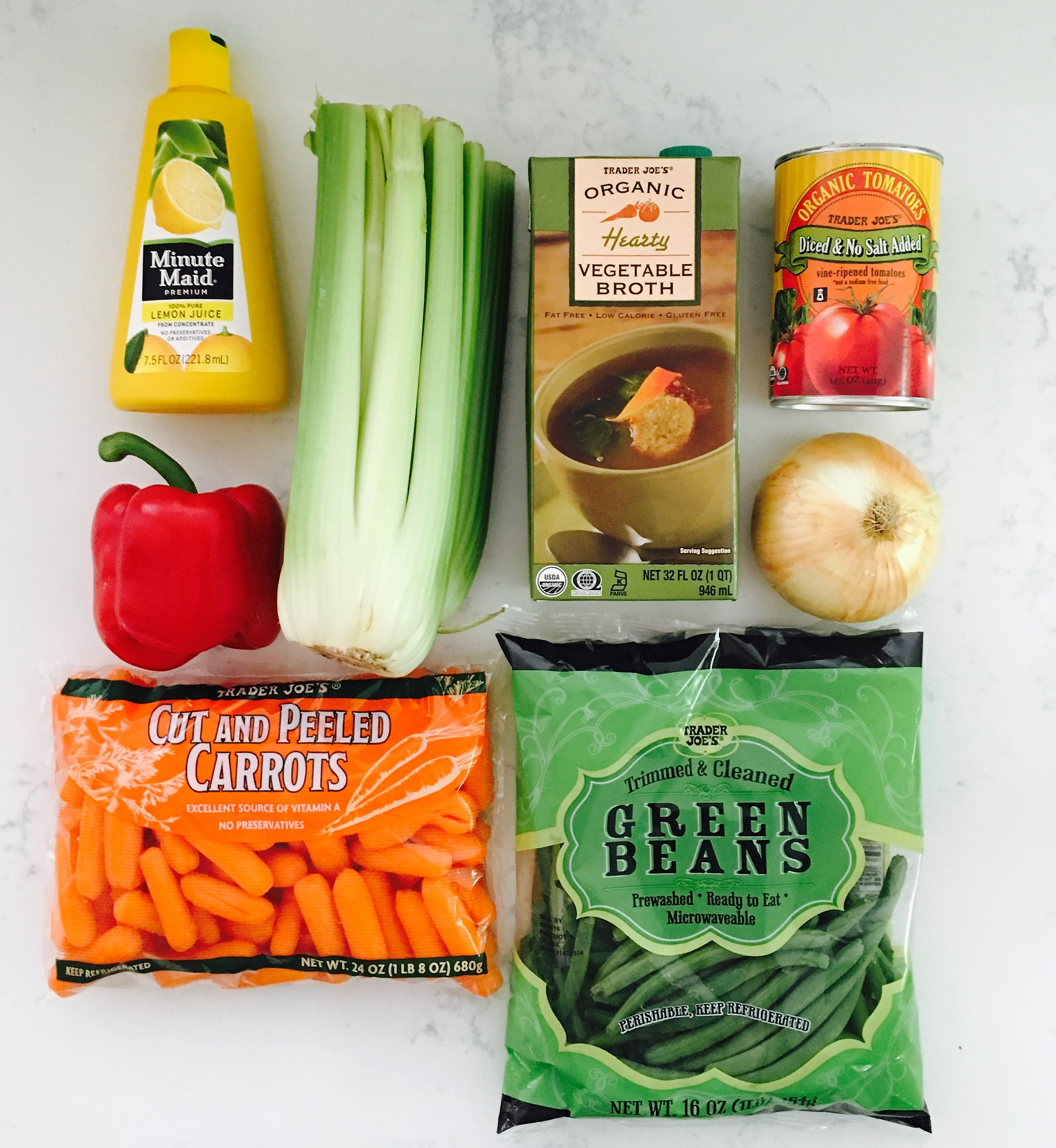 Crockpot Empire Vegetable Soup Ingredients Healthy Recipe