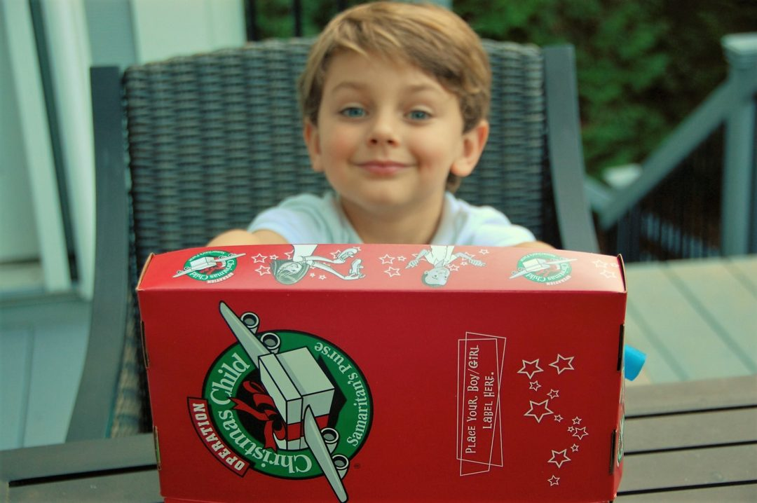 Operation Christmas Child Labels Printable.Samaritan S Purse Operation Christmas Child