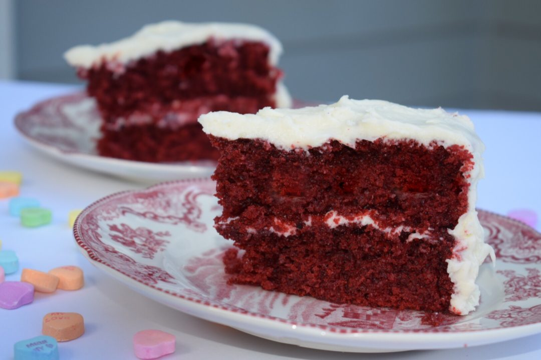Red Velvet Cake Recipe In Pressure Cooker: Homemade Red Velvet Cake