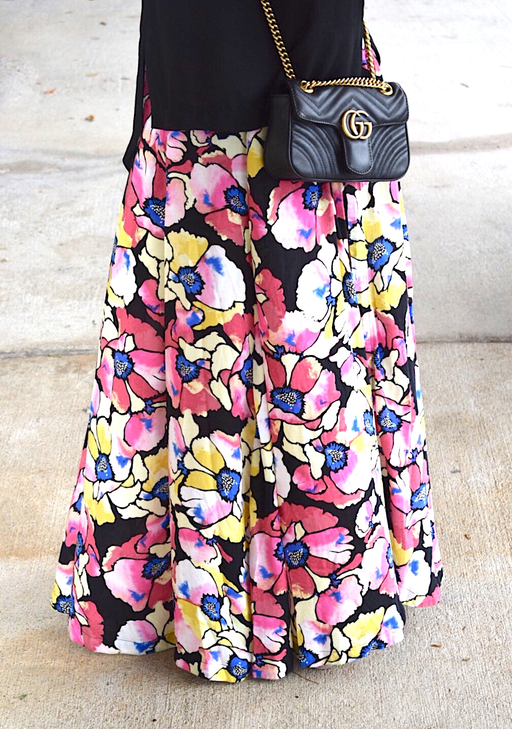 Free People Hot Tropix Maxi Skirt Nordstrom Anniversary Sale