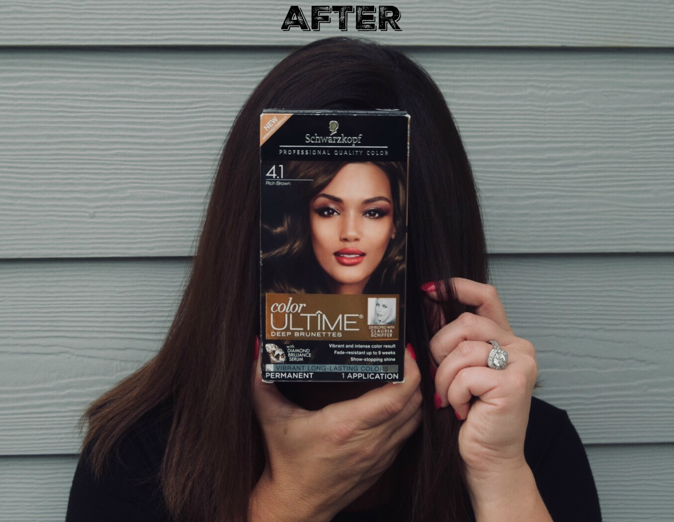 DIY hair tutorial with Schwarzkopf Color Ultime