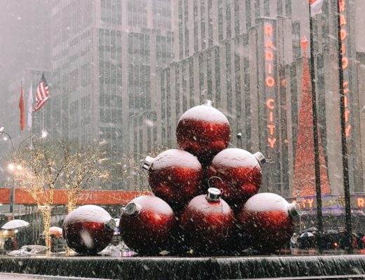 New York City Travel Guide NYC Christmas