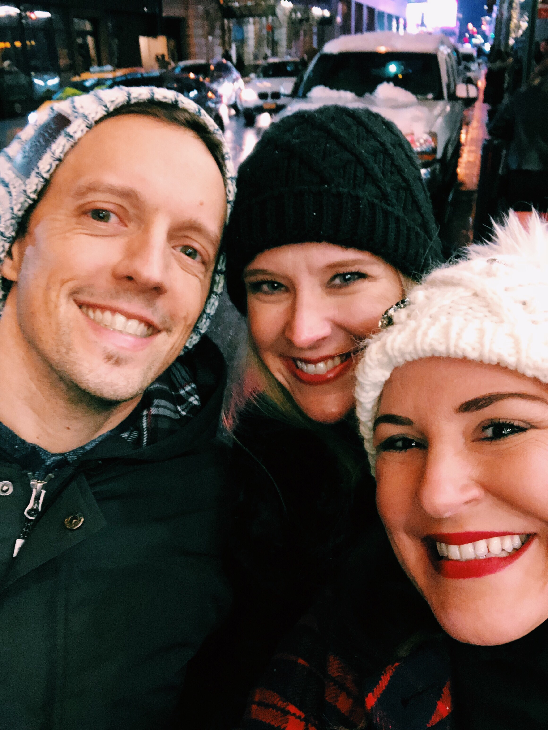 Jason Mraz New York City Travel Guide NYC Christmas