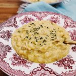 Crock Pot Express Pressure Cooker Cheesy Chicken and Rice