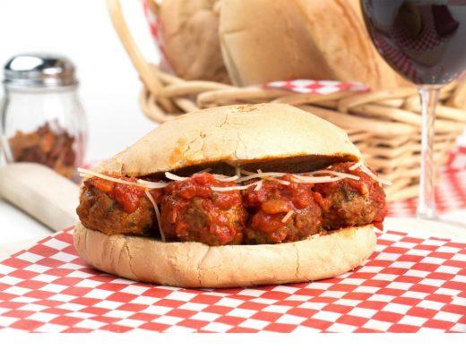 Crockpot Italian Meatball Subs