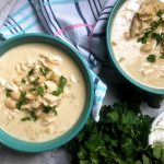 Crockpot White Chicken Chili Express Crock