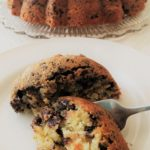 This crockpot chocolate chip cake by the Charleston Cake Lady is the perfect dessert for the holidays or any occasion