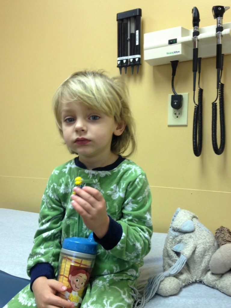 Knox at East Cobb Pediatrics
