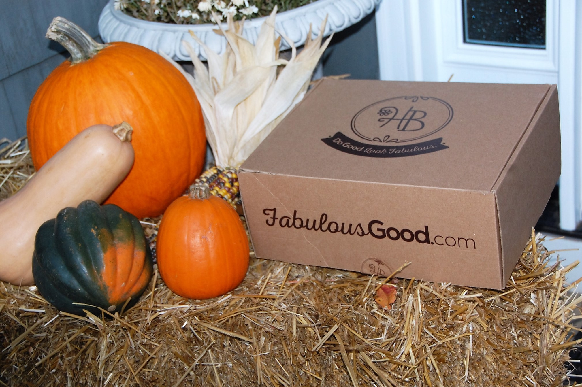 By subscribing monthly to fabulousgood.com a box of clothing and jewelry will show up on your doorstep chosen by your Honey Butter Boutique stylist just for you