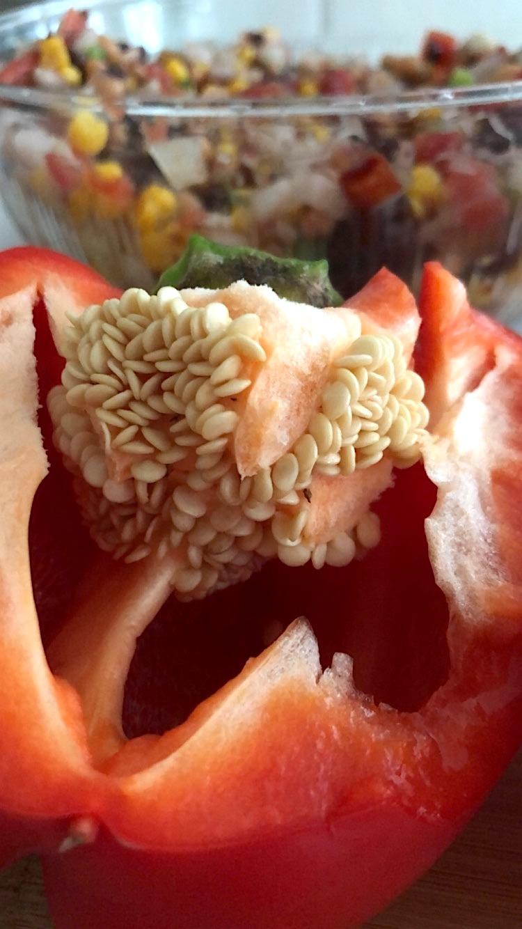Texas Caviar Dip Appetizer Crockpot Empire