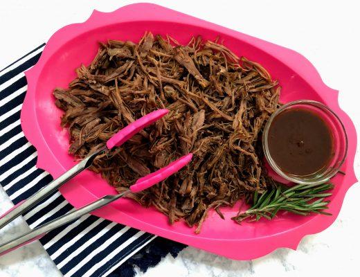 Crockpot A1 Pot Roast